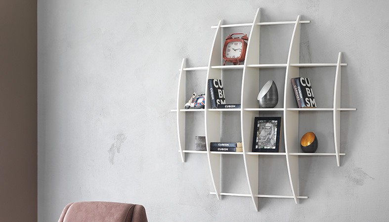 Vision Book Shelf