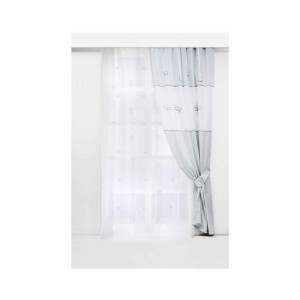 Baby Cotton Curtain (140x260 Cm)