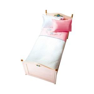 Flora Xl Duvet Set (Pink)