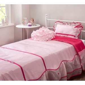 Lady Bed Cover (90-100 Cm)