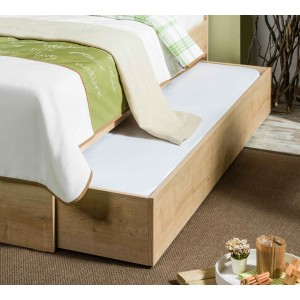 Mocha Pull-out Bed