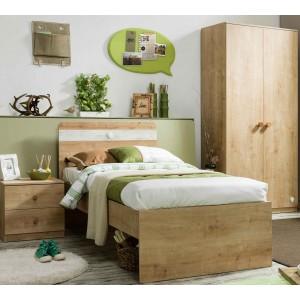 Mocha Standard S Bed