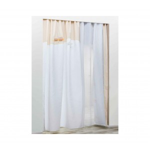 Natura Baby Curtain (140x260 Cm)