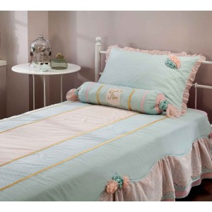 Paradise Bed Cover (90-100 Cm)