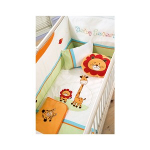 Safari Natura Bedding Set (80x130 Cm)