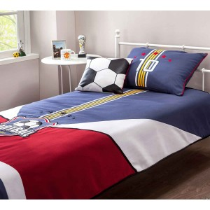 Team Bed Cover (90-100 Cm)