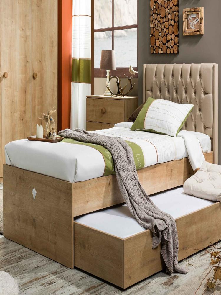 Mocha S Bed